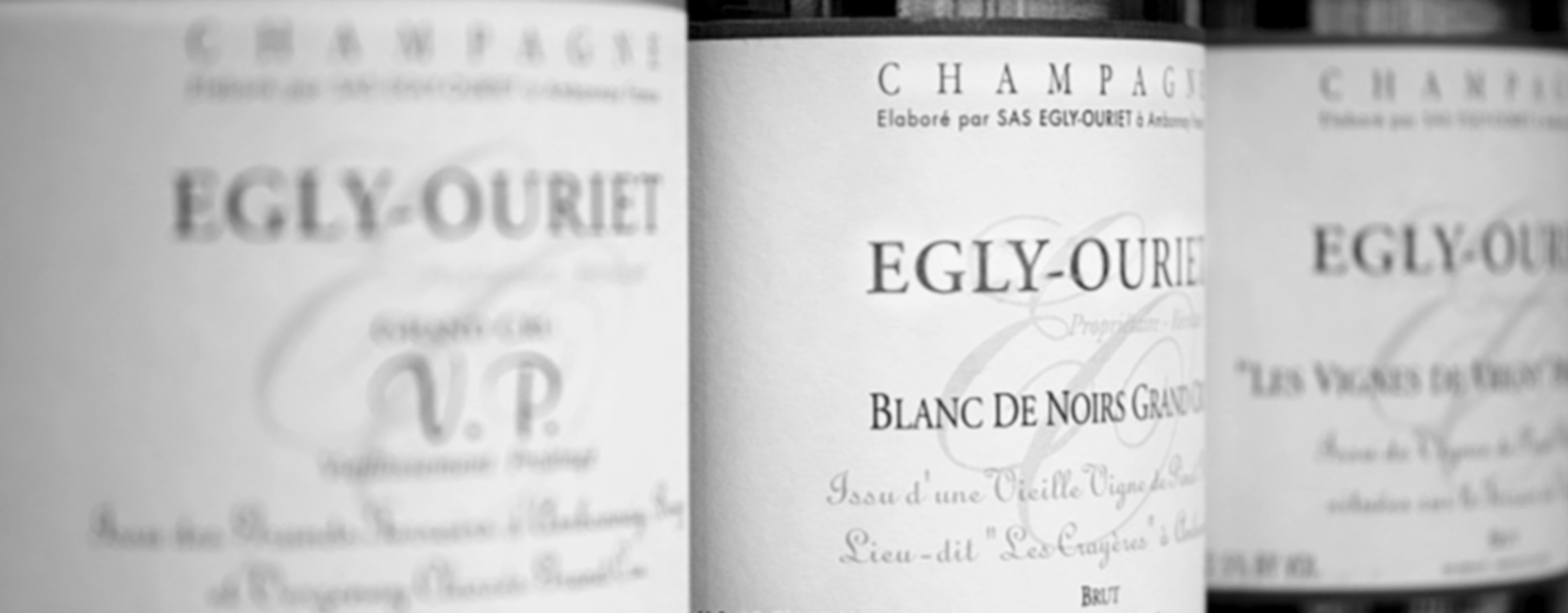 Non-Vintage and Vintage Egly Ouriet