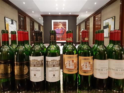 2000-2001 Comparative Bordeaux Tasting